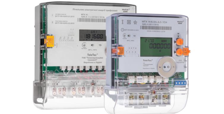 Лічильники електроенергії МТХ — нові моделі 2019 року